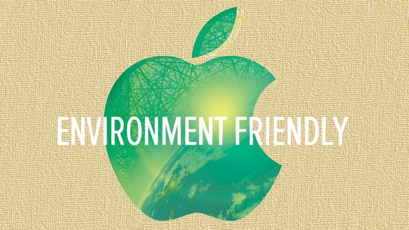 apple Sustainable Marketing