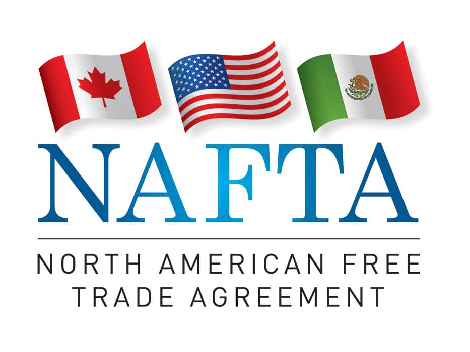 Why was NAFTA created?